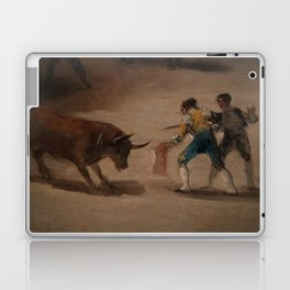 Bullfight in a Divided Ring Laptop & iPad Skin