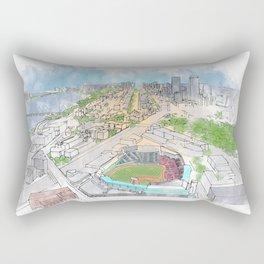 Fenway Park Rectangular Pillow