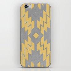 Concrete & Aztec iPhone & iPod Skin