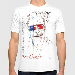 Hunter S. Thompson T-shirt