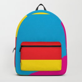Geometric Shapes 02 Backpack