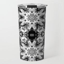 Rorschach Test Pattern Travel Mug