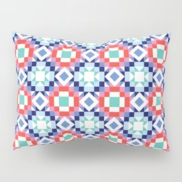 Perfect Points Pillow Sham