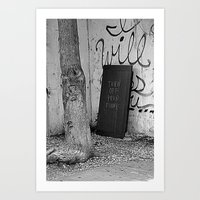 technology Art Prints featuring Technology by No Title Photography by April
