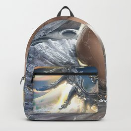 Mercy's Valkyrie suit  Backpack