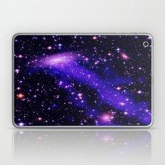 GAlaxy Purple Hot Pink Stars Laptop & iPad Skin