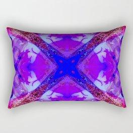 Crystal Bowls and Digeridoo Rectangular Pillow