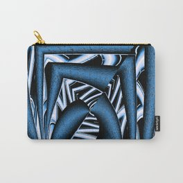 Feelin' the Blues.. Carry-All Pouch