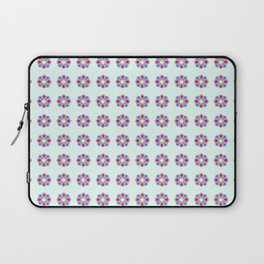 geometric flower 2 Laptop Sleeve