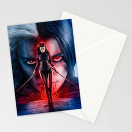 Capture Death Stationery Cards