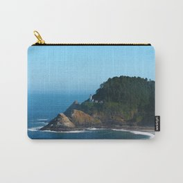 West Coast Lighthouse Carry-All Pouch