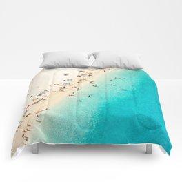 Mediterranean Dreams Comforters