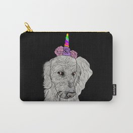 Raise the Woof!  Carry-All Pouch