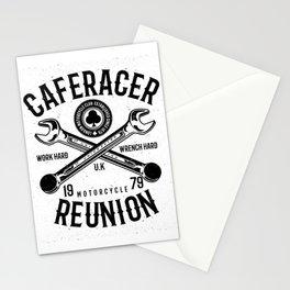 Cafe Racer Reunion Stationery Cards