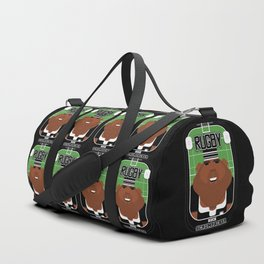 Rugby Black - Ruck Scrumpacker - Hayes version Duffle Bag