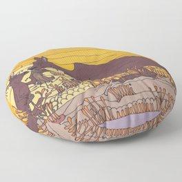Roo Love Floor Pillow