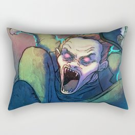 Blood Money: Jack Vamps Out Rectangular Pillow