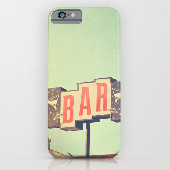 Bar. Los Angeles photograph iPhone & iPod Case