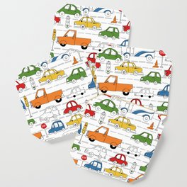 Busy Traffic Pattern Coaster