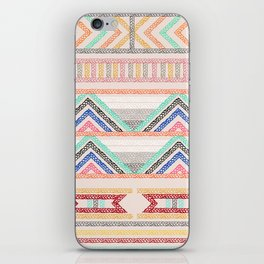 Peaks ELM THE PERSON iPhone Skin