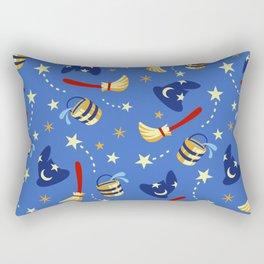 Yen Sid's Apprentice Rectangular Pillow