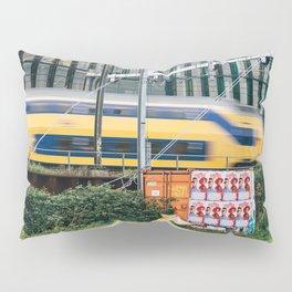 Commuter Train Pillow Sham