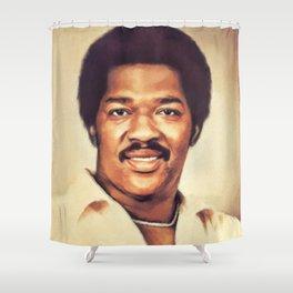 Edwin Starr, Music Legend Shower Curtain