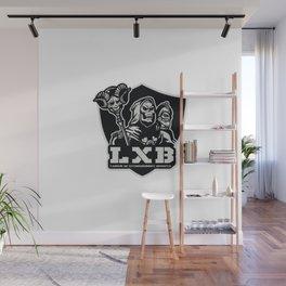 League of Extraordinary Badguys Wall Mural