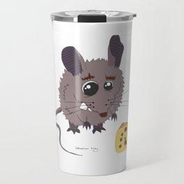 Bettina the Mouse Travel Mug