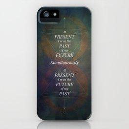 Continuum [CLR VER] iPhone Case