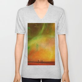 Acid Aftermath Unisex V-Neck
