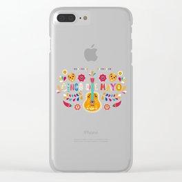 Cinco de Mayo – Guitar Clear iPhone Case