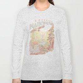 Adventure National Parks Long Sleeve T-shirt