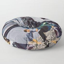 Gem Mountian Floor Pillow