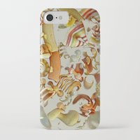 pasta iPhone & iPod Cases featuring Pasta Love by Bella Blue Photography