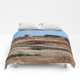 Badlands Rockformation Comforters