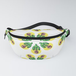 Prickly Cactus Fanny Pack