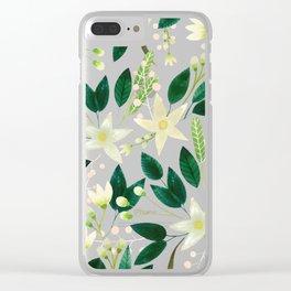 Vanilla Clear iPhone Case