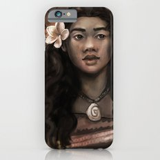 MOANA: Wahine nani Slim Case iPhone 6s