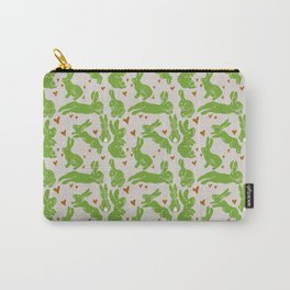 Bunny love - Christmas edition Carry-All Pouch