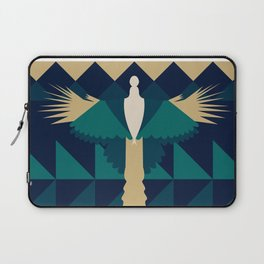 Aztec Peacock Laptop Sleeve