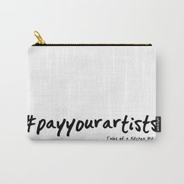#payyourartists Carry-All Pouch