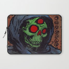 Occult Macabre Laptop Sleeve