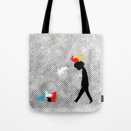 magical rebellion Tote Bag