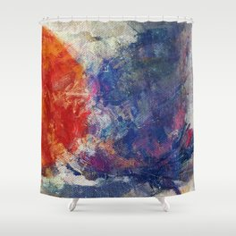 Galactic's Fenix Shower Curtain