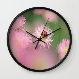 Her Eminence Wall Clock