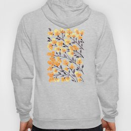 Cherry Blossoms – Yellow Palette Hoody