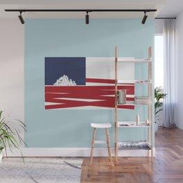 USA FALL Wall Mural