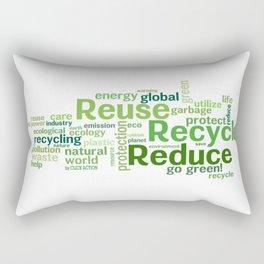 ECO Collection - model 5 Rectangular Pillow