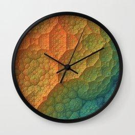Amazing Terrain Wall Clock